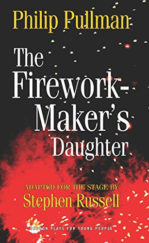The Firework Maker's Daughter Cover Image