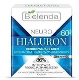 Bielenda Neuro Hialuron Restoring Anti Wrinkle Cream Concentrate 60+ Day Night 50ml
