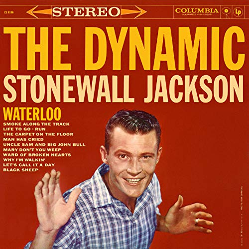 The Dynamic Stonewall Jackson (Stonewall Jackson Mp3 Musik)