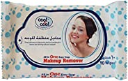Cool & Cool Makeup Remover - 10 P