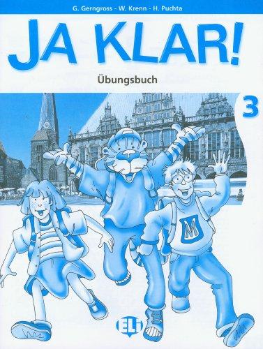 Ja Klar. Libro degli esercizi. Per la Scuola elementare: 3