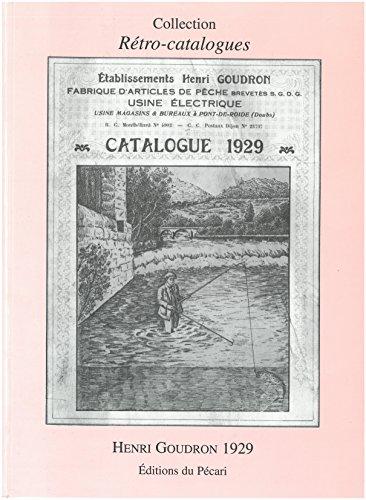 Henri goudron 1929
