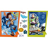 RoomMates Disney Toy Story Buzz and Woody Giant Poster Wall Stickers