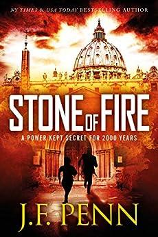 Stone of Fire (ARKANE Book 1) (English Edition) von [Penn, J.F.]