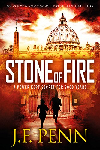Stone of Fire (ARKANE Book 1)