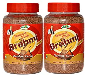 Jain Memovit Plus Brahmi Granules 200g (Pack of 2)
