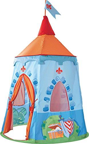 Haba 302876-Parte Tienda Castillo | un Encantador Accesorios para la habitación | a Ligero y Biodegradable. | con Bolsa