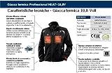 Bosch Arbeitsjacken und mäntel, Heat+Jacket 10,8V Basic-L+GSR 10,8 - 3