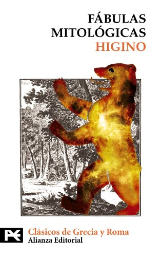 Fábulas mitológicas (El Libro De Bolsillo - Bibliotecas Temáticas - Biblioteca De Clásicos De Grecia Y Roma) por Higino