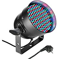 Cameo Light clp56rgb05bs par 56Can Proiettore LED con alloggiamento 151x 5mm RGB Nero - Par 56 Lampada