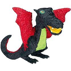 Amscan - Piñata en forma de dragón