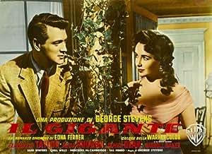 Giant Affiche du film Poster Movie Géant (11 x 14 In - 28cm x 36cm) Italian Style D