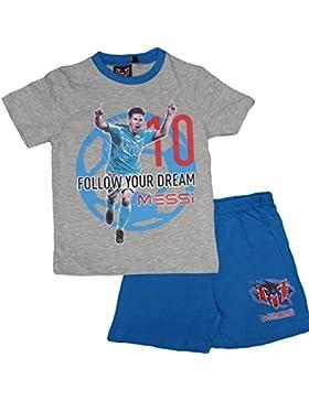 Lionel Messi Pijama Dos Piezas - para Niño
