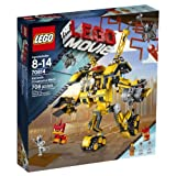 LEGO Movie 70814 Emmet's Construct-o-Mech Building Set