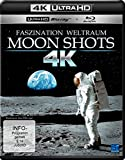 Moon Shots - Faszination Weltraum (+ 4K Ultra HD-Blu-ray) [Blu-ray]