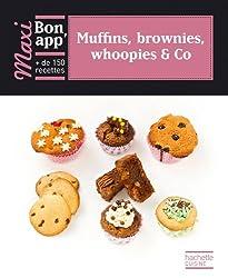 Muffins, brownies, whoopies & co
