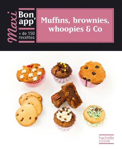 Muffins, brownies, whoopies & co par Collectif