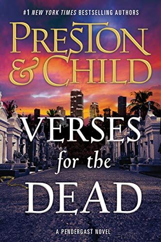 Verses for the Dead (Agent Pendergast Book 18) (English Edition)