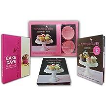 Tarek Malouf The Hummingbird Bakery 4 Books Collection Pack Set RRP: 56.97 (...