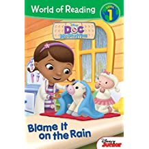 Blame It on the Rain (World of Reading: Level 1)
