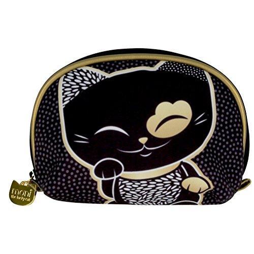 pochette-trousse-a-maquillage-chat-porte-bonheur-mani-the-lucky-cat-noir-dore