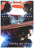 Batman Vs Superman: Świt Sprawiedliwości / Człowiek Ze Stali [2DVD] (Keine deutsche Version)