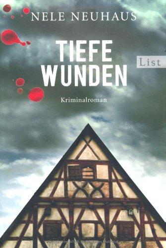 Buchseite und Rezensionen zu 'Tiefe Wunden' von Nele Neuhaus