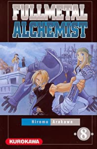 Fullmetal Alchemist Edition collector Tome 8