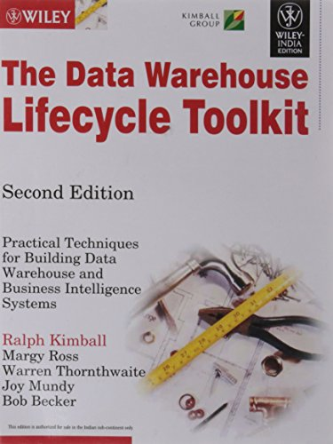 DATA WAREHOUSE LIFECYCLE TOOLKIT, 2ND ED
