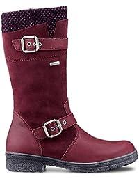 0c211d458 Amazon.es  Botas Rojas - Último mes   Botas   Zapatos para niña ...