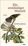 Buchinformationen und Rezensionen zu Ein anständiger Mensch von Jan Christophersen