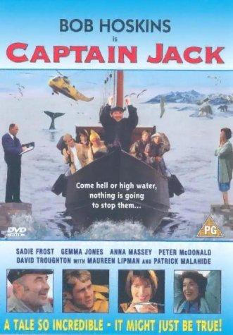 Captain Jack [DVD] by Bob Hoskins