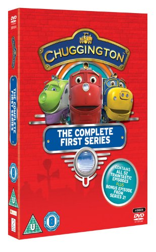 Image of Chuggington - Complete Series 1 Box Set [DVD]
