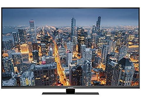 Grundig 55 GUB 9688 139 cm (55 Zoll) Fernseher (Ultra-HD, 3D, Twin Triple Tuner, Smart TV)
