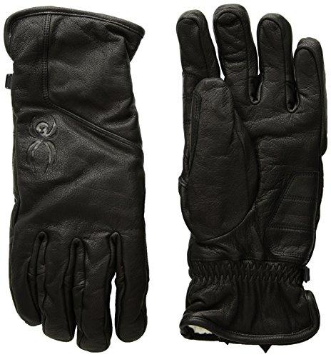 Spyder Herren Ski Handschuh Pace, Herren, schwarz / schwarz (Pace Glove)