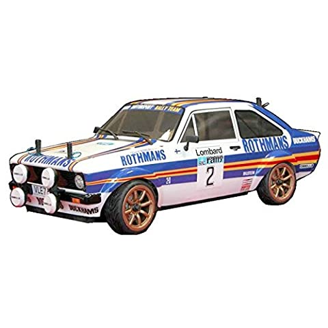 LRP Electronic TRL109 - Ford Escort RS 1800 Karosserie Rothmans, lackiert, Decals, Anbauteile
