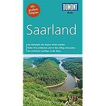 DuMont direkt Reiseführer Saarland: Mit großem Faltplan