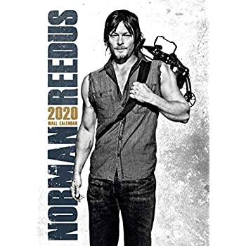 Norman Reedus 2020 Calendrier - The Walking Dead - Daryl Dixon