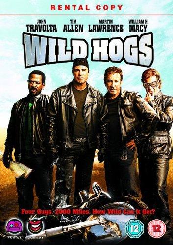 Wild Hogs [DVD] (Wild Hogs Dvd)