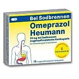 OMEPRAZOL Heumann 20 mg b.Sodbr.magensaftr.Hartk. 14 St Magensaftresistente Hartkapseln