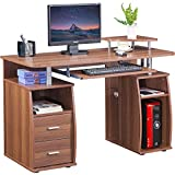 Genuine Piranha Tetra Computer Desk with Shelves, Cupboard & Drawers for a Home Office PC5w