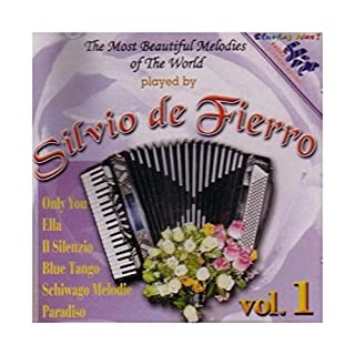 Akord: Silvio De Fierro Vol.1-Przeboje [CD]
