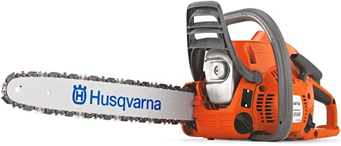 Husqvarna HUSQ120-14 120 II Motorsäge, benzinbetrieben, 35,6 cm (14 Zoll), 38,2 ccm