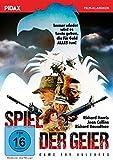 Spiel der Geier (Game for Vultures) / Spannender Abenteuerfilm mit absoluter Starbesetzung (Pidax Film-Klassiker)