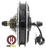 High Quality 36V 750W Electric Bicycle Motor Brushless Gearless Rear Wheel Hub Motor E-bike/Electrical Bike Thread-in Type