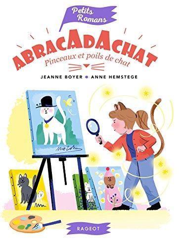 Abracadachat : Pinceaux et poil de chat