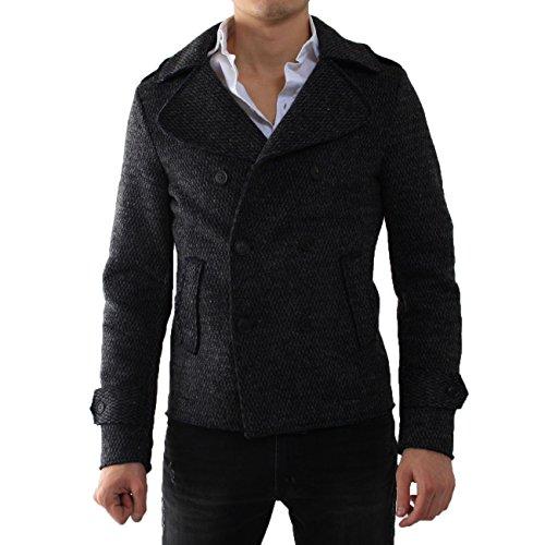 Imperial - Manteau - Homme Noir