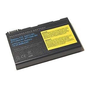 Batterie de remplacement pour Acer TravelMate 290, 2350, 4050, 4150, 4650Serie