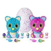 Hatchimals - 6044072 - Peluche interactive surprise - HatchiBabies Cheetree