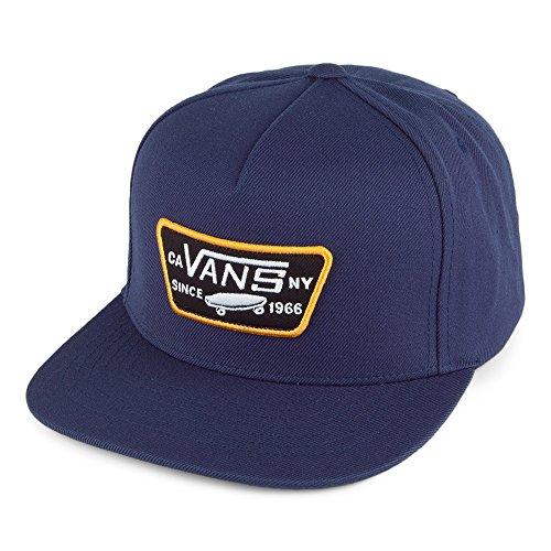 Vans Hats Full Patch Snapback Cap - Navy